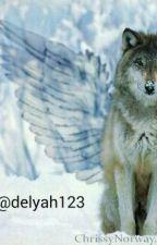Mighty (werewolf, bwwm) by delyah123