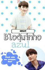 Bloquinho azul by Chansooyah