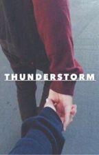 Thunderstorm. ||Cake|| by aurybany