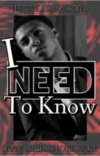 Diggy Simmons. I Need To Know. by TeFictions