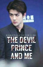 The Devil Prince and Me [ H U N H A N ] (Fanfic) by baekheeboo