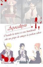 Apocalipsis (sasusaku) by Connie_kari