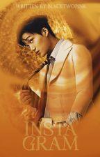INSTAGRAM  ➳  Kim Jong In  by Choco_Chu