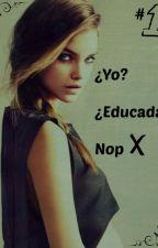 ¿Yo? ¿Educada? Nop by Maluu-46