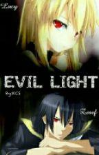 Evil light (Zeref x Lucy) by KCS-2QT4U