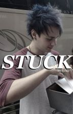 Stuck * Muke by cliffordkissing