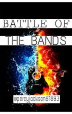 Battle of the Bands || Percabeth AU || by PercyJackson81893