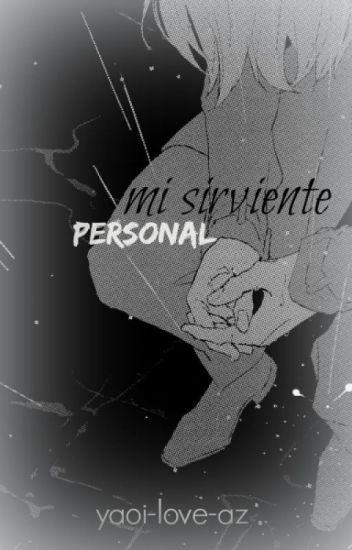 Mi sirviente personal (Yaoi-shota)