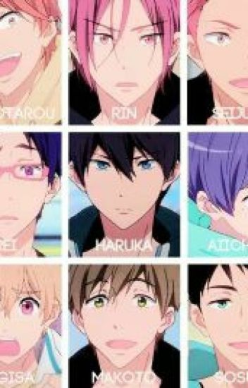 Free! x Reader One shots.
