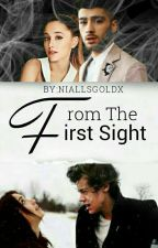 from the first sight (zayn malik)/من النظرة الاولى by niallsgoldx