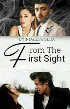 from the first sight (zayn malik)/من النظرة الاولى by niallsgoldx