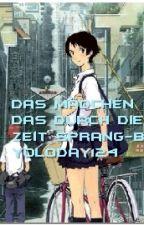 Das Mädchen das durch die Zeit sprang - Meine Version (Manga/Anime) by Anime__Manga