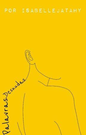 Palavras Desnudas by IsabelleJatahy