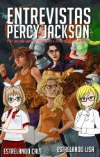 Entrevistas Percy Jackson by LetThemAllEat