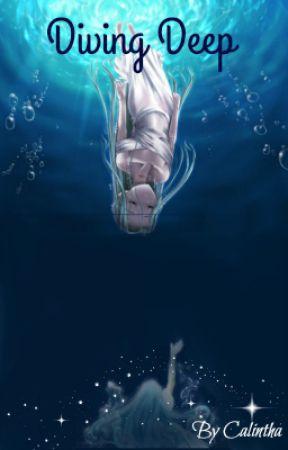 Diving Deep (requests closed) - Yandere!Emperor Nero (Hetalia