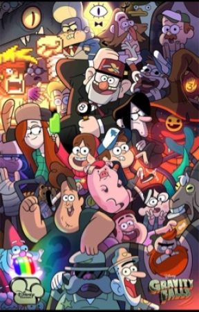Gravity Falls One Shots by xMaroonMusicx