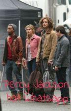 Percy Jackson hat Whatsapp by jojofrei