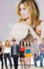 Billionaire Teenagers. by isvaherez