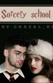 sorcery school by ghazal_hi