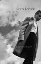 Rami Malek: Talk show by Jasperdafrendlyghost