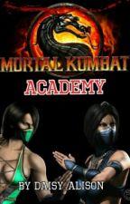 Mortal Kombat Academy by Daisy_Alison