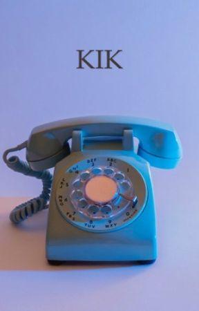 KIK | Phan by minaxlol