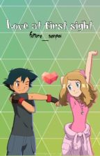 Love at first sight -Amourshipping- by futture_senpai