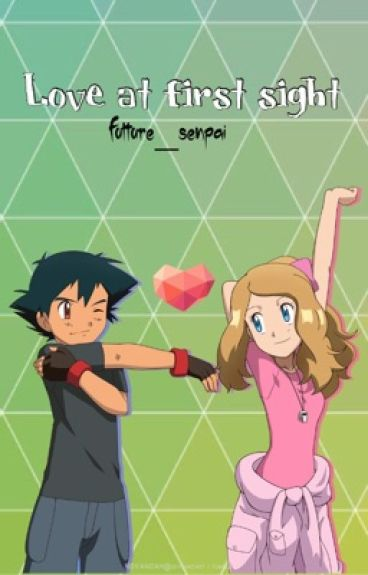 Love at first sight -Amourshipping-