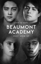 Beaumont Academy | kathniel | jadine | lizquen | marnella by MissAly_