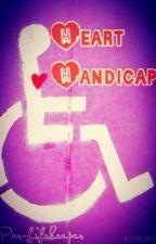 Heart Handicap~2 ♿️ by lifekeeper