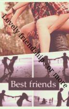 Lovely friendship - or more? by LeonLeonettaViolett
