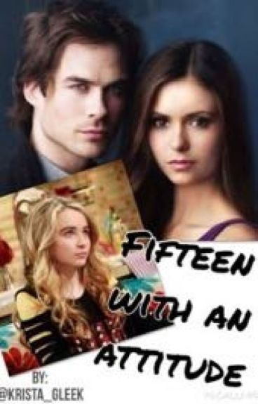 Fifteen With An Attitude (The Vampire Diaries Spanking Story)