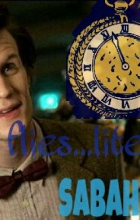 Time flies.Literally (doctor who fanfiction) by sabahxxx