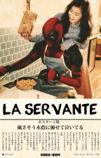[T1] La servante // [BAEKHYUN] by kreis-idem