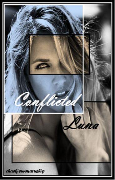 Conflicted Luna (SEQUEL TO DAMAGED ALPHA)