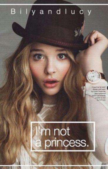 I'm not a princess.