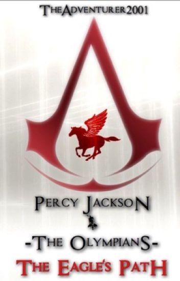 Percy Jackson & The Olympians: The Eagle's Path || a PJO/AC