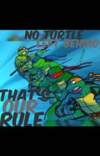A new life ( Tmnt fanfiction) by emca510