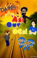 Ask Our OCs! by Danger-n-YouTube