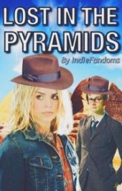 LOST IN THE PYRAMIDS (doctor who fanfic) by ninathefrog