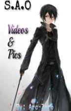 Sword Art Online~Fandom Videos & Pics~ by Arc-Zero