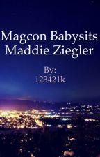 Magcon Babysits Maddie Ziegler by 123421k