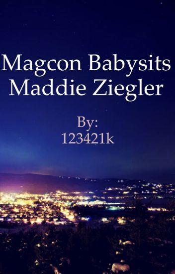 Magcon Babysits Maddie Ziegler