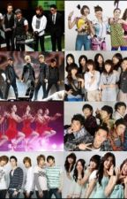My Story of How I Became Interested in Kpop and Korean by soshifreak16