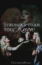 Stronger than you Know (Lesbian Stories) || Nickvie by ChxrmedHours