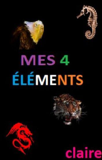 Mes 4 éléments