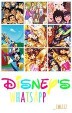 Disney's Whatsapp. by _anneliesse