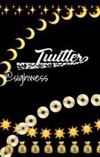 Twitter § {M.E} by sighwess