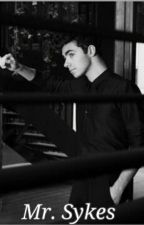 Mr. Sykes (Nathan Sykes) by crazymarin55