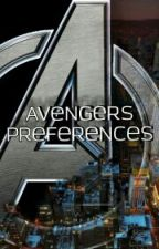 Avengers Preferences by Tiger_Scar